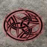 Spinning Arcane circle 10