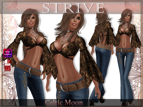{SD} CELTIC MOON (Slink & Omega Appliers)