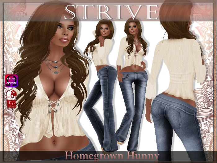 {SD} HOMEGROWN HUNNY (Slink & Omega Appliers)