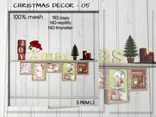 CHRISTMAS DECOR 03