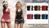 Blueberry - Miki - Maitreya/Belleza/Slink - Fat Pack