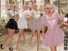 Sweet Temptations :: Shine Outfit (Classic + Maitreya, Venus, Isis, Freya, Physique, Hourglass,TMP & eBody)