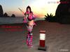 Anna Erotica - Garden Lamp II - Auto On/Off, 6 textures - 1 Prim!
