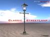 AnnaErotica - Classic Streetlamp I - Auto On/Off, 6 Textures - 1 Prim!