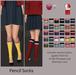 Izzie's - Pencil Socks