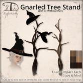 [DDD] Gnarled Tree Stand Set