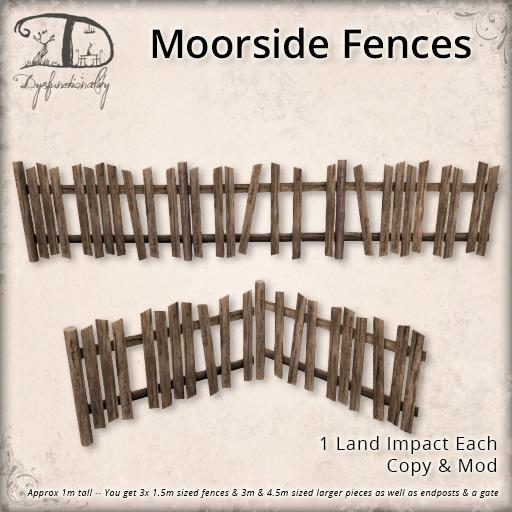 [DDD] Moorside Fences
