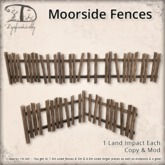 [DDD] Moorside Fences