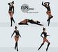NRage Studio Poses! Art Dancer