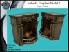 Icaland - Fireplace Model 3 *PROMO*