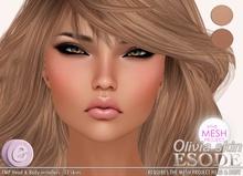 Esode TMP Skin Head installer Olivia