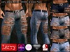LARRY JEANS - Jeans 215b - DENIM - 6 COLOR PACK