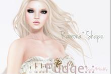 :.:RAMONA Shape* by :.:Fudge:.:✿ DEMO to Try*