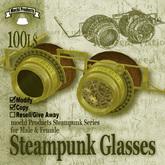 Steampunk Glasses1.1