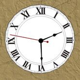 Wall Clock, Basic, 1 prim, mod copy