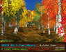 21strom White Birch Glen Autumn - 8 mesh landscapes with wind effect - animated foliage