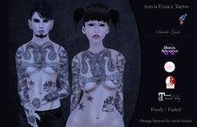 Suicide Gurls - Anivia Unisex Tattoo V2