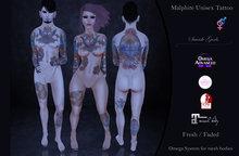 Suicide Gurls - Malphite Unisex Tattoo V2