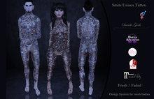 Suicide Gurls - Smite Unisex Tattoo V2