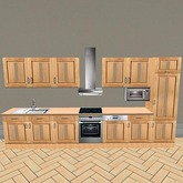 Kitchenette-Wood Design