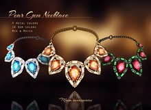 !Musa! Gem Necklace