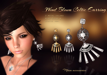 !Musa! Celtic Earring