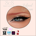 Avada~ Refined Eyebrows Red