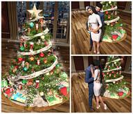 <Heart Homes> Merry Christmas Tree PG (BOXED)