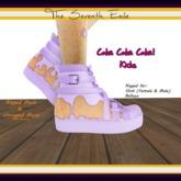 The Seventh Exile: Cake Cake Cake! Kicks - Cotton Candy Grape
