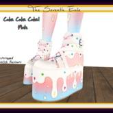 The Seventh Exile: Cake Cake Cake! Plats - Birthday