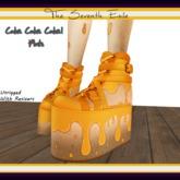 The Seventh Exile: Cake Cake Cake! Plats - Caramel