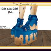 The Seventh Exile: Cake Cake Cake! Plats - Blueberry