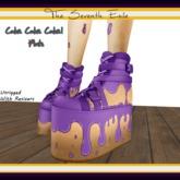The Seventh Exile: Cake Cake Cake! Plats - Grape