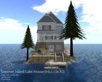 Summer Island Lake House(94LI, 13x30)