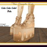 The Seventh Exile: Cake Cake Cake! Plats - Peanut Butter