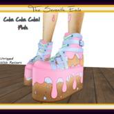 T7E: Cake Cake Cake Skates - Cherry