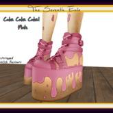 The Seventh Exile: Cake Cake Cake! Plats - Rose Sauce