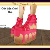 The Seventh Exile: Cake Cake Cake! Plats - Raspberry