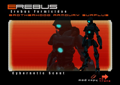 Erebus - Formicidae Scout Android