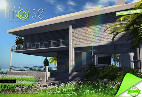 inVerse® MESH Key Largo:   full furnished beach  house