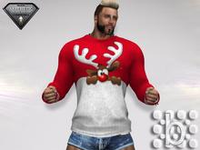 boyberry Christmas Jumper Reindeer