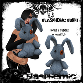 BLASPHEMIC - HOLD THE BUNNY