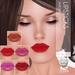 Oceane - Lovely Lips 5-pack 3 [Lelutka]