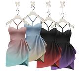 Goji Dress Twist - Ombre