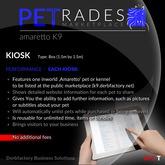 Petrades - Breedable Web Solution (Amaretto Kiosk K9)
