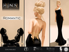 HYPNOSE - ROMANTIC BLACK OUTFIT