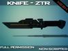 Knife - ZTR