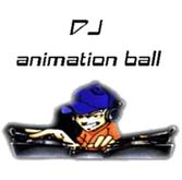 DJ animation bal