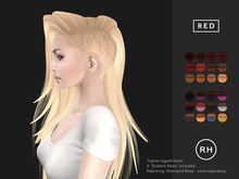 RAW HOUSE :: Tijana Hair [RED]