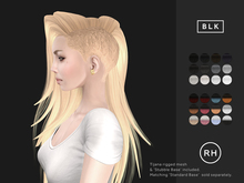RAW HOUSE :: Tijana Hair [BLK]